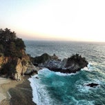 Photo taken at Julia Pfeiffer Burns State Park by Can S. on 3/23/2013