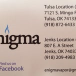 Photo taken at Enigma Vapor by Chris H. on 12/27/2013