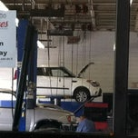 Photo taken at Pep Boys Auto Parts & Service by 🎼Brittany K. on 5/27/2014