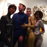 Photo taken at Skin City Body Painting by Eric M. on 3/7/2015