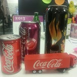 Photo taken at Coca Cola İçecek by Tugba B. on 3/15/2013
