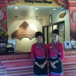 Photo taken at Yaang Come Village Hotel Chiang Mai by Justin B. on 11/27/2014