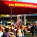 Photo taken at Hühnerhaus 36 Flagshipstore by Thilo W. on 10/21/2012