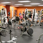 Photo taken at Gold's Gym by Gold's Gym on 3/6/2014