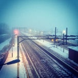 Photo taken at Cheddington Railway Station (CED) by George O. on 1/22/2013