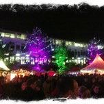 Photo taken at Deutsche Telekom Campus by Julia on 12/13/2012