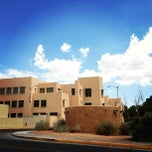 Photo taken at University of New Mexico by Rafael M. on 7/12/2013
