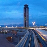 Photo taken at McCarran International Airport (LAS) by AnJaneen S. on 7/11/2013
