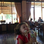 Photo taken at Uma Restaurant by Çiğdem T. on 10/25/2014