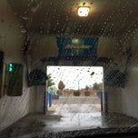 Photo taken at Lazer Wash (Chestnut Commons) by Zach B. on 10/12/2013