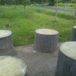 Photo taken at Fakultas Ekonomi UNIMA by Novella B. on 1/7/2014