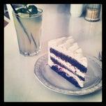 Photo taken at Café Vux by Miss C. on 6/19/2013
