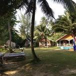 Photo taken at Magic Resort Koh Chang by Inlove B. on 4/19/2013