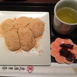 Photo taken at 虎屋菓寮 横浜そごう by Naomi P. on 12/19/2014
