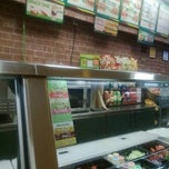 Photo taken at Subway by wetworker on 2/2/2013