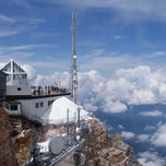 Photo taken at Zugspitze by Мария Г. on 7/6/2013