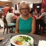 Photo taken at Restoran Magnolija by Olga S. on 9/6/2013