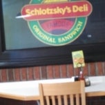 Photo taken at Schlotzsky's by Jason M. on 10/11/2013