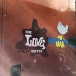 Photo taken at NYC Love Coffee by E H. on 2/22/2014