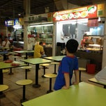Photo taken at Telok Blangah Crescent Market & Food Centre by Kenny W. on 6/29/2013
