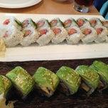 Photo taken at Sushi Sasa by Aeree C. on 3/18/2013