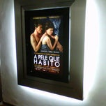 Photo taken at Sala Vip Cinema by Carlos C. on 11/19/2011