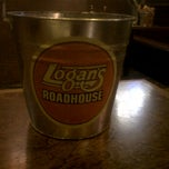 Photo taken at Logan's Roadhouse by Zack R. on 10/15/2011