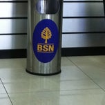 Photo taken at Bank Simpanan Nasional (BSN) Serdang by Farah H. on 7/9/2012
