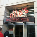 Photo taken at Ella's Wood-Fired Pizza by Jake O. on 4/5/2012