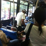 Photo taken at MTA Bus - B45 by Laura C. on 7/19/2012