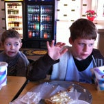 Photo taken at Roco's Pizza by Lon C. on 1/28/2012