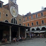 Photo taken at Mercato di Rialto by Marcos M. on 6/23/2012