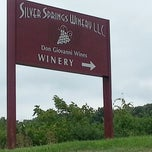 Photo taken at Silver Springs Winery by Mary L. on 9/3/2012