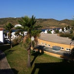 Photo taken at Aparthotel Tirant Playa by Javier C. on 9/21/2013