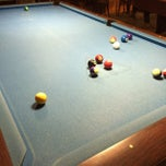 Photo taken at B7 Billiard by Ben on 2/6/2014