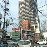 Photo taken at ファルマン通り交差点 by yoshi_rin on 4/23/2015