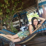 Photo taken at Milky Bay Resort Koh Phangan by Kana W. on 4/19/2015
