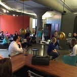 Photo taken at Dynamit by Phil F. on 10/28/2014