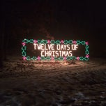 Photo taken at Christmas Lights At Nay Aug by Chris L. on 12/22/2013