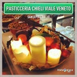 Photo taken at Pasticceria Chieli Viale Veneto by Andrea D. on 1/5/2013