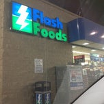 Photo taken at Flash Foods by Dee Dee G. on 7/9/2013