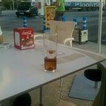 Photo taken at E.S. Shell San Lucas by Deiviz on 7/5/2013