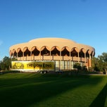 Photo taken at ASU Gammage by moheet b. on 11/8/2013