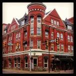 Photo taken at The Blennerhassett Hotel by Steve R. on 4/1/2013