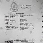 Photo taken at Ibupejabat Polis Daerah Pekan by Zach Amirul on 3/24/2014