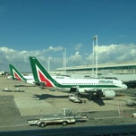 Photo taken at Terminal 1 by ANGELOK on 9/13/2013