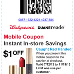 Photo taken at Duane Reade by Pretty in my Pocket on 7/24/2013