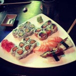 Photo taken at Kiraku Hibachi & Sushi by Billy D. on 6/10/2013