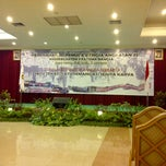 Photo taken at Desa Wisata Hotel , Resort & Convention Hall by Arsheila T. on 6/8/2013