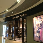Photo taken at Bottega Veneta by Artaya B. on 4/19/2013
